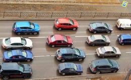 обои вектора движения варенья автомобилей асфальта безшовные стоковая фотография