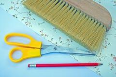 обои инструментов Стоковое Изображение