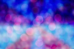 Обои и предпосылка текстуры bokeh радуги Blure Стоковые Фотографии RF