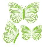 Обои конспекта дизайна иллюстрации вектора предпосылки картины ткани плитки крышки бабочки Стоковое Фото
