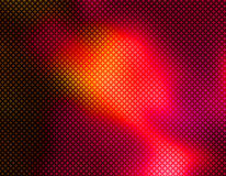 обои предпосылки геометрические красные Стоковая Фотография