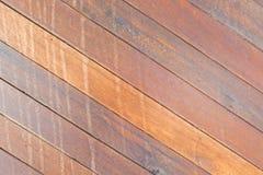 Обои предпосылки текстуры стены крупного плана деревянные Стоковое Изображение RF