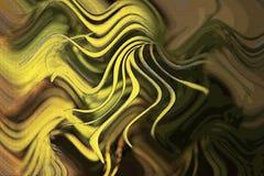 Обои природы стиля Bokeh Предпосылка выплеска зеленого цвета Крупный план травы бесплатная иллюстрация