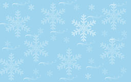 обои снежка Стоковое фото RF