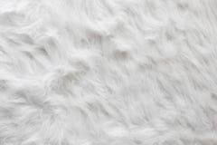 Обои текстуры предпосылки меха шерстей овец Стоковая Фотография RF