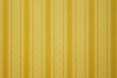 обои striped золотом Стоковые Фотографии RF