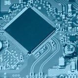 обойдите вокруг электронное Стоковая Фотография RF