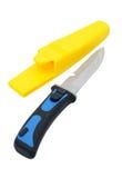 оболочка ножа Стоковая Фотография