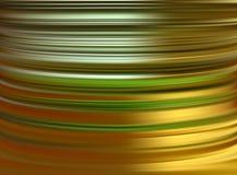 Оболочка прозрачной пластмассы иллюстрация штока