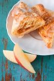 оборачиваемость яблока стоковые фотографии rf
