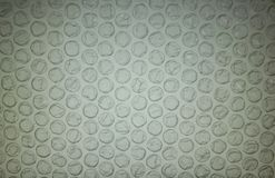 Оборачивая материал с воздушными пузырями стоковое изображение