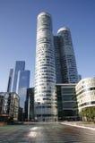 оборона самомоднейший paris здания Стоковые Фотографии RF