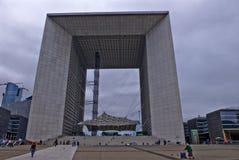оборона Франция здания Стоковая Фотография RF