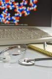 оборудование клиники Стоковые Фотографии RF