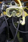 оборудование подныривания Стоковые Изображения RF