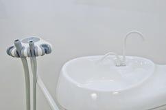 Оборудование стула дантиста Стоковое Изображение RF