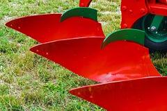 оборудование 21 аграрное детали Стоковое Фото
