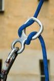 оборудование abseil Стоковое Изображение RF
