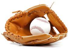 Оборудование бейсбола стоковое изображение rf
