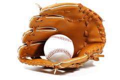 Оборудование бейсбола Стоковое Изображение