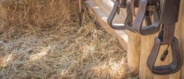 оборудование верховой лошади Стоковое Изображение