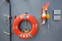 Оборудование военного корабля Стоковые Фотографии RF