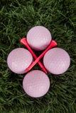 Оборудование гольфа стоковое изображение rf