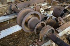 Оборудование 2 лесопильного завода Стоковые Изображения RF