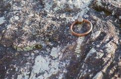 Оборудование кольца металла взбираясь Стоковое Фото