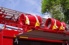 Оборудование пожаротушения стоковая фотография rf
