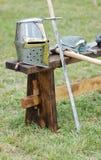 Оборудование рыцаря Стоковое фото RF