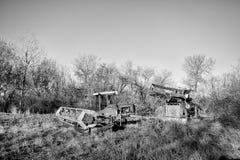 Оборудование сбора 2 годов сбора винограда Стоковые Изображения RF