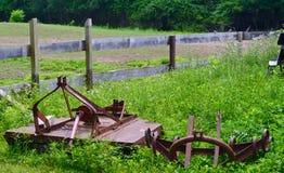 Оборудование сельского хозяйства Стоковое фото RF