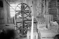 оборудование старое Стоковое фото RF