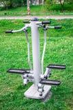 Оборудование фитнеса для ног Стоковые Фото
