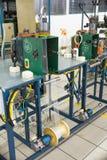 Оборудование для изготовляя оплеток металла Стоковое Изображение RF