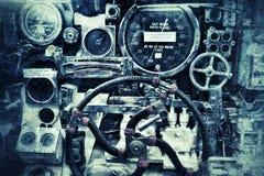 Оборудования подводной лодки Стоковые Фотографии RF
