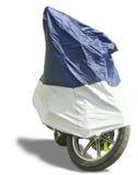 обочина мотоцикла Стоковая Фотография