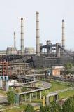 обрабатывать завода угля стоковые изображения