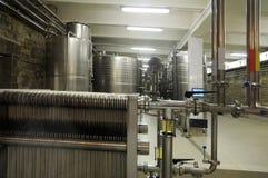 обрабатывать пищевой промышленности стоковое изображение rf