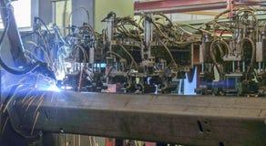 Обрабатывающая промышленность Стоковое фото RF