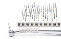 обработка зубов Стоковые Фотографии RF