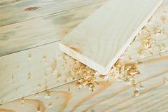 обработка древесины Стоковые Фото