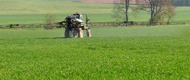 обработка урожая Стоковые Фотографии RF