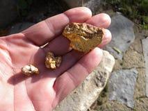 Образец золота стоковая фотография rf