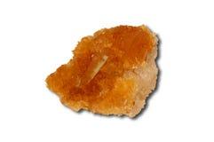 образец селенита Стоковая Фотография RF