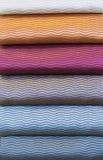 Образец цвета тканей ткани Стоковое Фото
