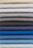 Образец цвета тканей ткани Стоковые Фотографии RF