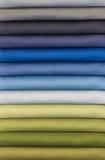 Образец цвета ткани Стоковое Изображение RF