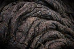 Образование лавы Стоковые Фото